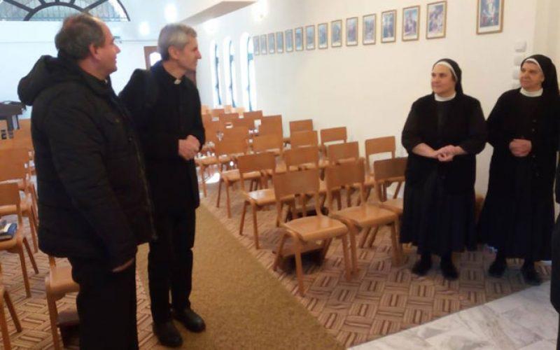 Македонски Каритас во посета на Парохиските Каритаси