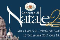 Божиќен концерт во Ватикан