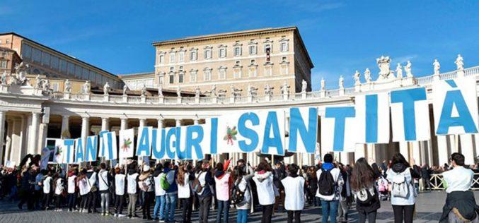 Папата: Ако го тргнеме Исус, што останува од Божиќ