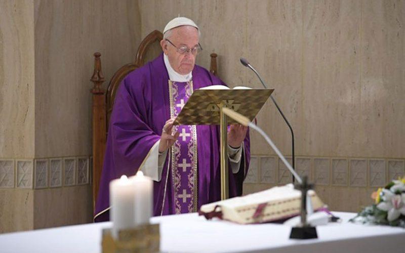 Христијаните да бидат радосни, а не како да се на погреб