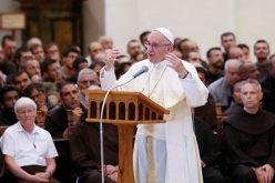 Порака на Папата по повод 800 години Кустодија во Светата Земја