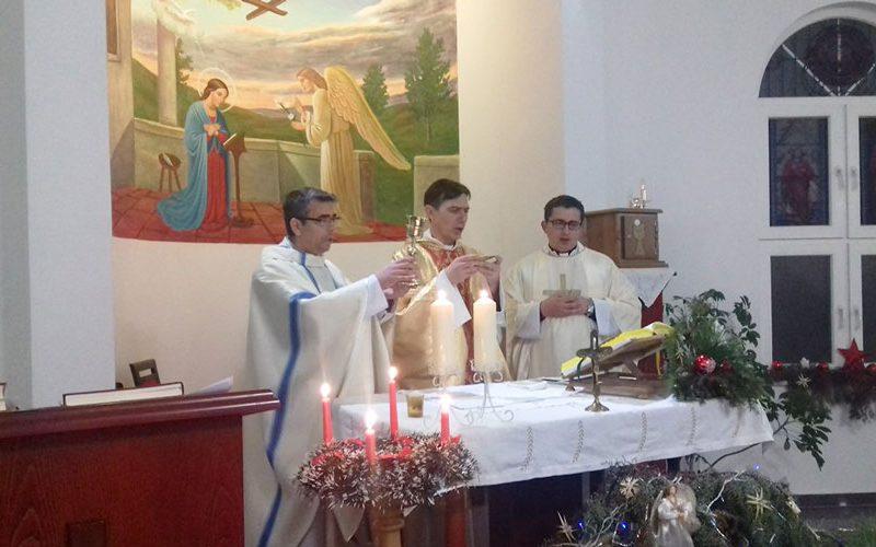 Прославен празникот Рождество Христово во Штип