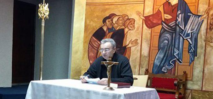 Струмица: Духовна обнова за свештениците од Апостолскиот егзархат