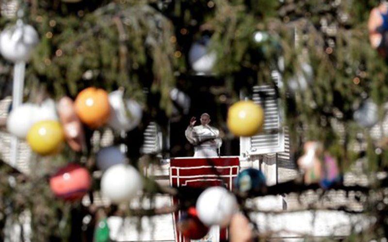Папата: Да не се плашиме да го бараме Исус