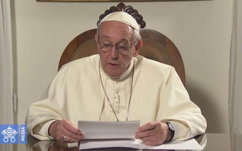 Порака на Папата до перуанскиот и чилеанскиот народ