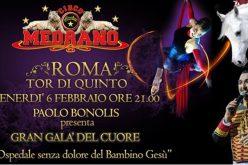 Папата ги покани луѓето во потреба на циркуска претстава