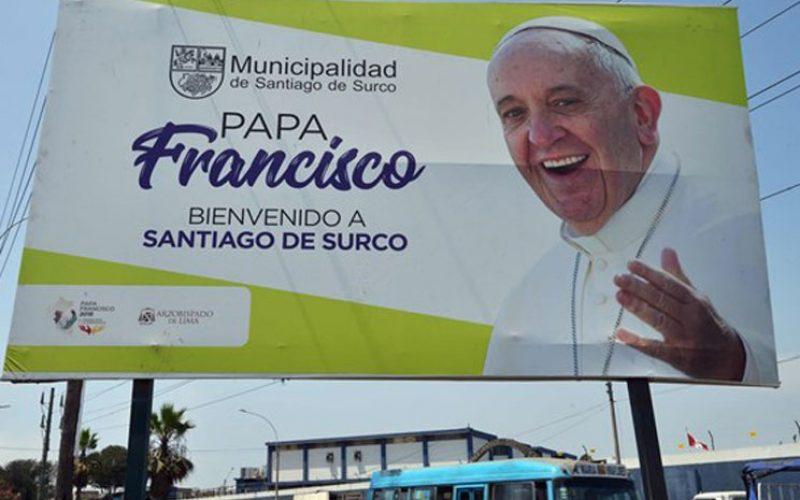 Чиле: Литургија за осум илјади волонтери на Папата