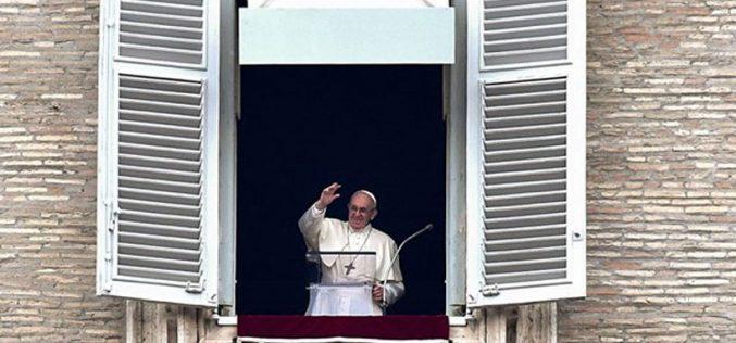 Папата Фрањо: Да откриеме каде живее Учителот