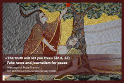 Папата: Барањето на вистината најдобриот лек за лажните вести
