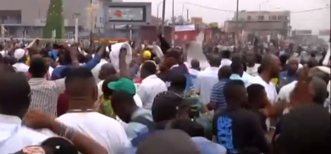 Папата повика на мир во Конго