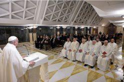 Папата: Нема вистинска понизност без понижувањето