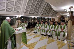 Папата Фрањо: Да размислуваме за нашата смрт