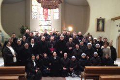 Скопје: Средба на богопосветените лица