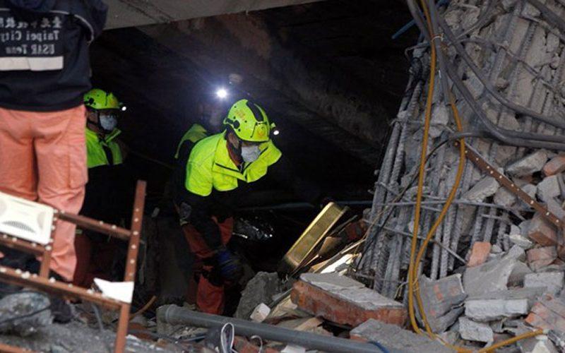 Телеграма за сочувство за настраданите од земјотресот во Тајван