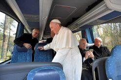 Жед за Бог – темата на духовните вежби за Папата и Римската Курија