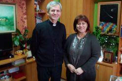Директорот на Македонски Каритас во посета на ТЦ Табановце и Црвен Крст Скопје