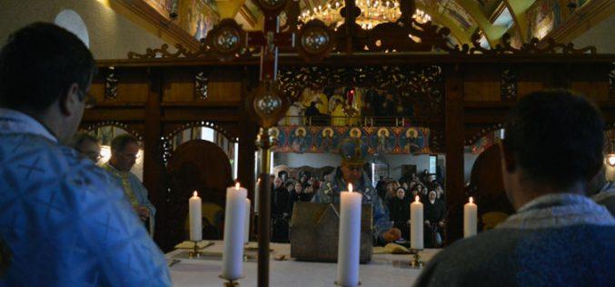 Струмица: Епископот Стојанов служеше Литургија по повод Светскиот ден на болните