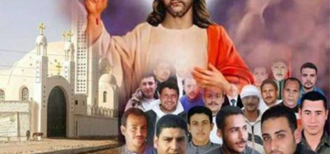 Египет: Црква посветена на 21 коптски маченик во Либија