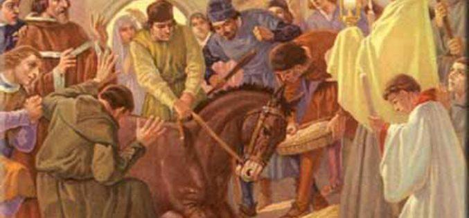 Градот на Пресветата Евхаристија