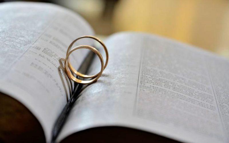 Бракот во Светото Писмо (третдел)
