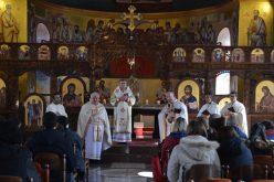 Бискупот Стојанов служеше света Литургија во Струмица за претставниците на движењето Заедништво и ослободување