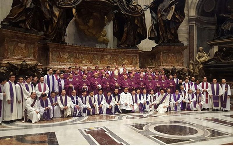 Папата до виетнамските епископи: Евангелизирајте радосно