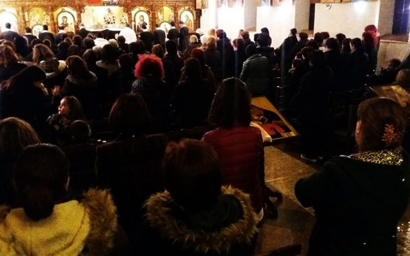 Во Струмица се одржа молитвен 8. март