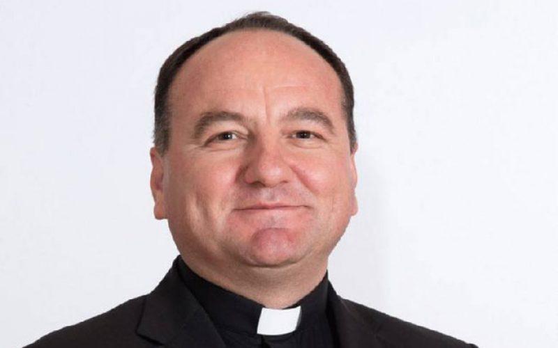 Дон Петар Палиќ, поранешен семинарист на класичната гимназија во Скопје именуван за Хварски бискуп