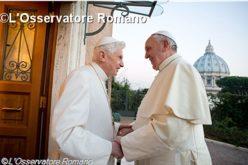 Бенедикт XVI: Континуитет со понтификатот на папата Фрањо