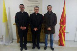 Бискупот Стојанов го прими претставникот од Светското семејство на Радио Марија