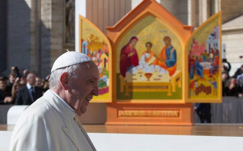 Папата ќе го посети Даблин