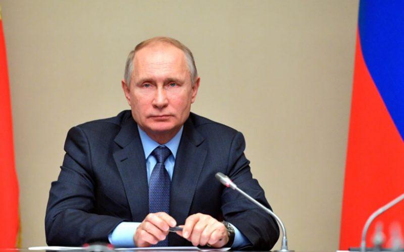 Русија: Писмо на католичките епископи до Владимир Путин