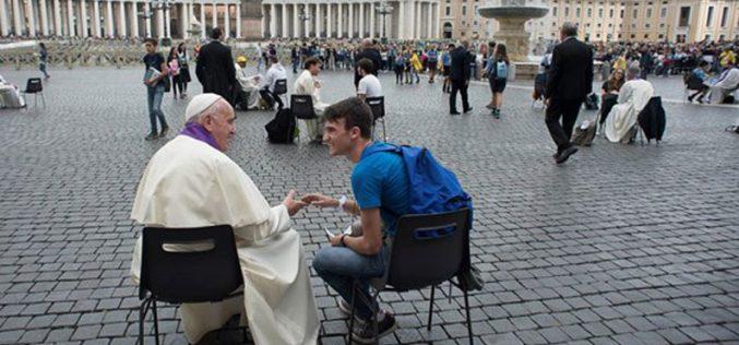 Папата: Сега е време да се помириме со Бог