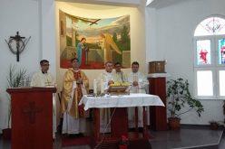"""Прославен Патрониот празник """"Свето Благовештение"""" во Штип"""