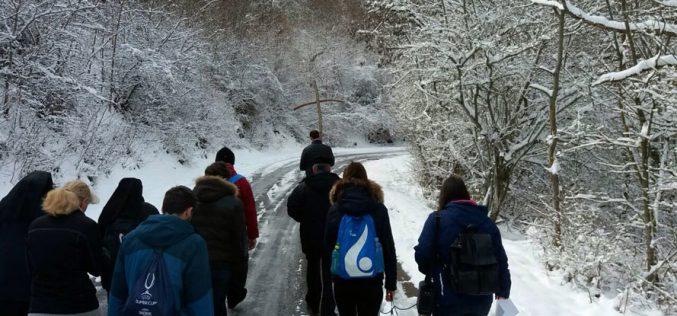 Крстен пат на планината Водно