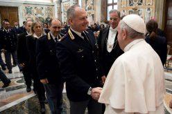 Папата се заблагодари на ватиканските сили за безбедност