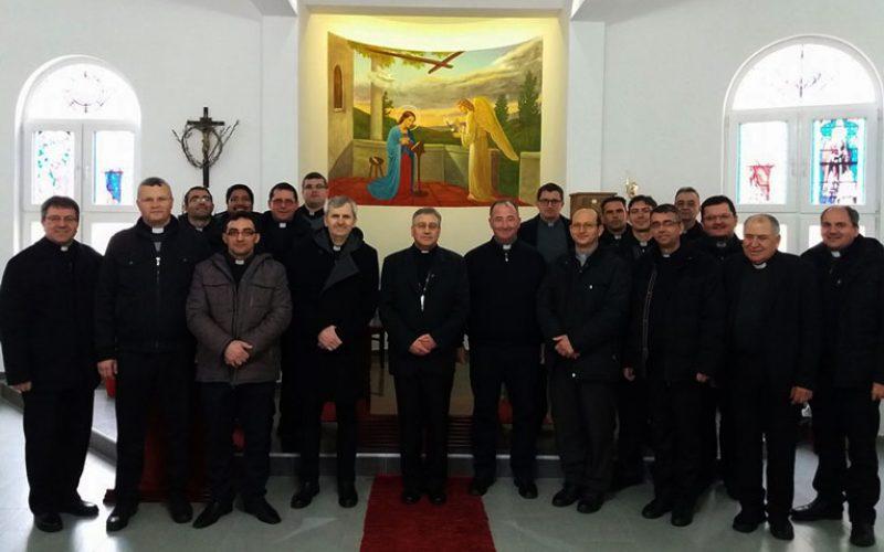 Штип: Духовна обнова за свештеници