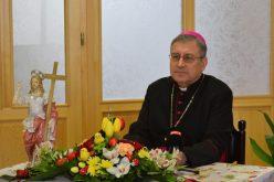Велигденска честитка на Н.В.П. монс. д-р Киро Стојанов, Скопски бискуп и Апостолски егзарх во Македонија (ВИДЕО)