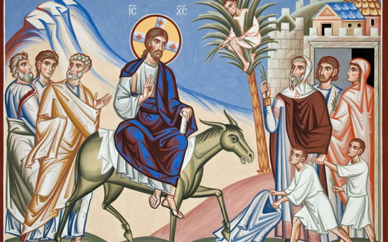Цветници: Да му дозволиме на Исус да влезе во нашиот Ерусалим