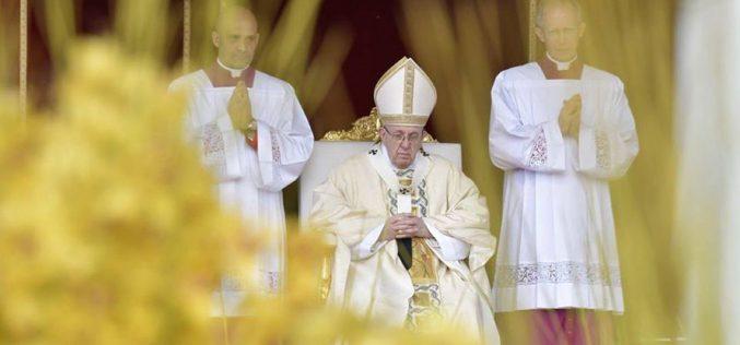 Папата: Брзо да одговориме на Божјите изненадувања
