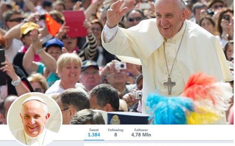 Папата: Нашата вера се раѓа на воскресното утро