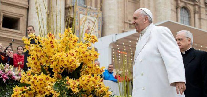 Папата: Да одиме на света Литургија за да живееме се повеќе како христијани