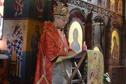 Проповед на епископот Стојанов на Велики Четврток во Струмица