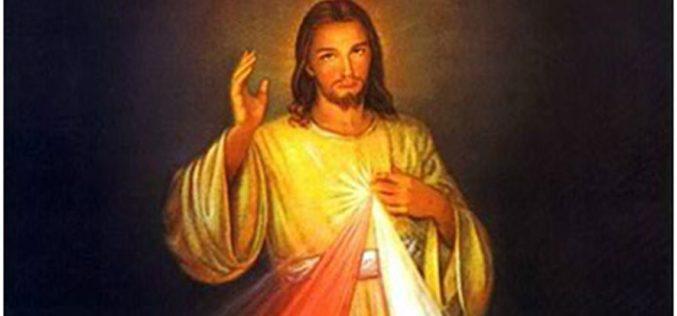 На Велики Петок започнете ја Деветницата на Божјото милосрдие