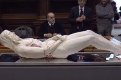Научниците направиле 3D приказ на Исусовото тело