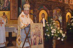 Воскресна проповед на епископот Стојанов во Струмица