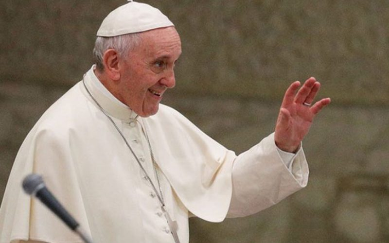 Папата упати порака до монасите и монахињите од Шпанија