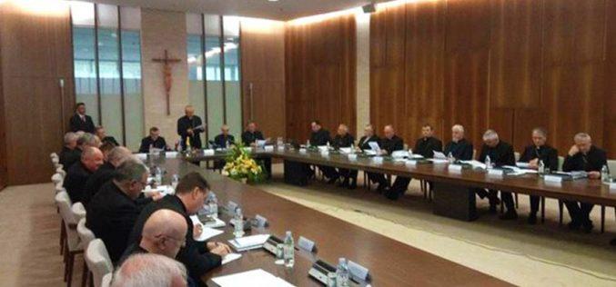 Хрватските епископи ја отфрлија Истанбулската конвенција