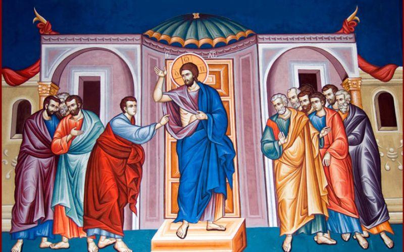 Недела на свети апостол Тома – Томина недела