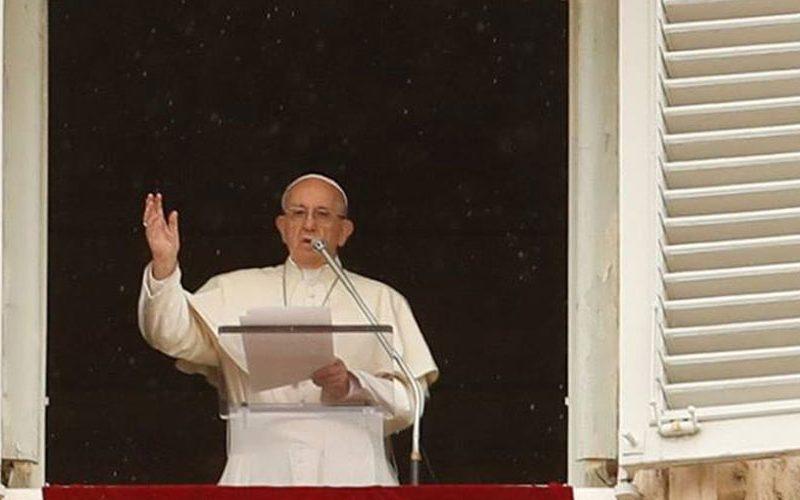 Папата упати апел за мир во Сирија